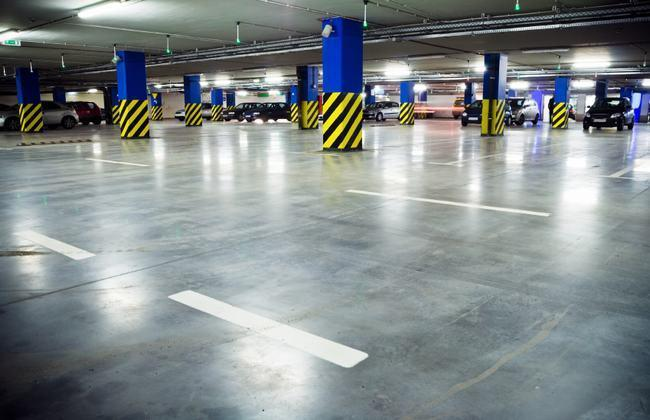 Tăng cứng đánh bóng sàn bê tông có tác dụng gì?