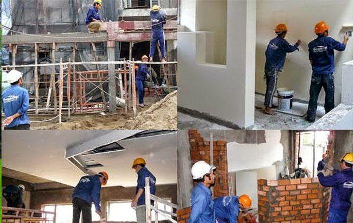 Công ty thi công xây dựng như thế nào là uy tín?